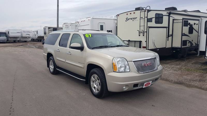 2007 GMC Yukon XL AWD Denali 4dr SUV - South Sioux City NE