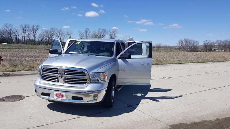 2014 RAM Ram Pickup 1500 BIG HORN - South Sioux City NE