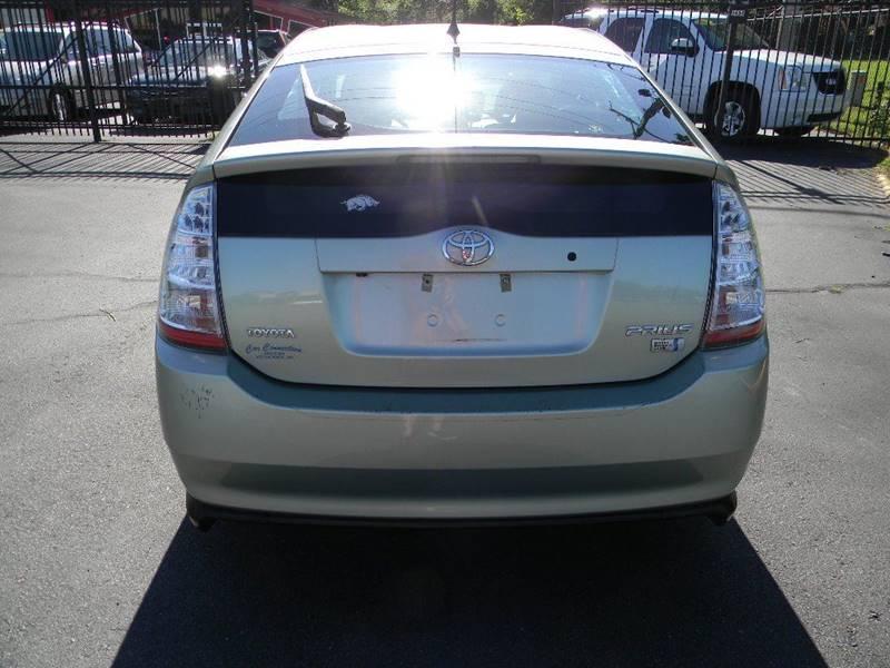2007 Toyota Prius Touring 4dr Hatchback - Little Rock AR