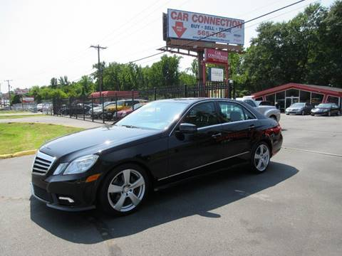2011 Mercedes-Benz E-Class for sale at Car Connection in Little Rock AR