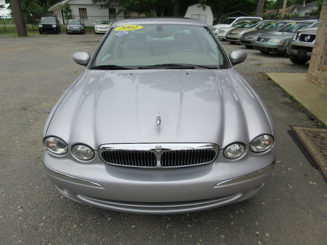 2002 Jaguar X Type AWD 2.5 4dr Sedan   Little Rock AR