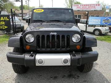 2008 Jeep Wrangler Unlimited for sale at Car Connection in Little Rock AR
