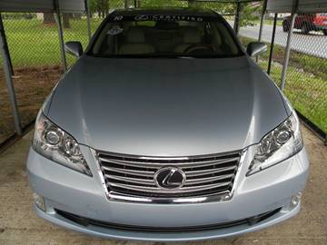 2010 Lexus ES 350 for sale at Car Connection in Little Rock AR
