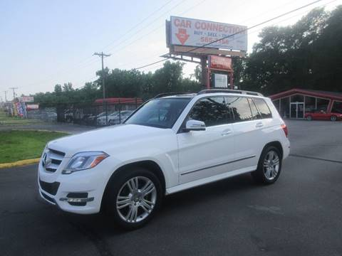 2014 Mercedes-Benz GLK for sale at Car Connection in Little Rock AR