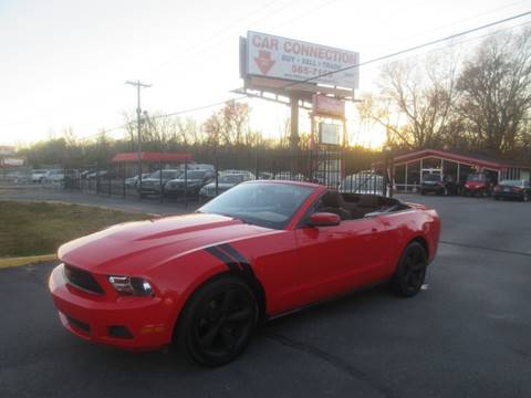 Ford Little Rock >> 2012 Ford Mustang For Sale In Little Rock Ar