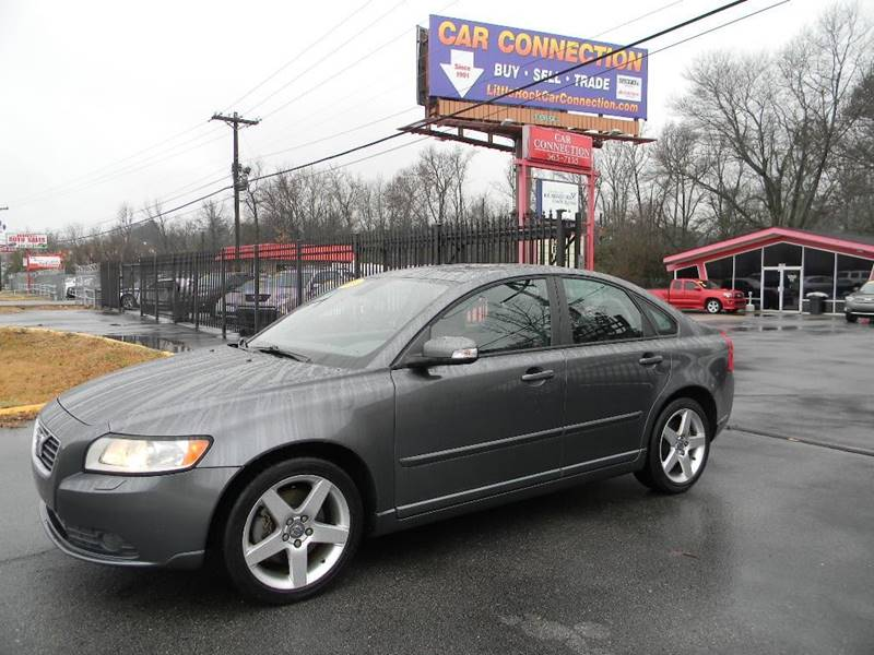 2008 volvo s40 2.4i 4dr sedan in little rock ar - car connection
