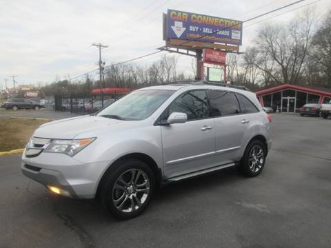 2009 Acura MDX for sale in Little Rock, AR