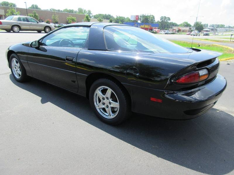 1997 Chevrolet Camaro Z28 2dr Hatchback - Little Rock AR