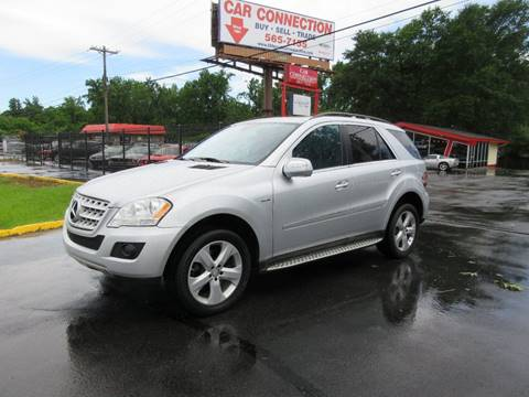 2010 Mercedes-Benz M-Class for sale at Car Connection in Little Rock AR