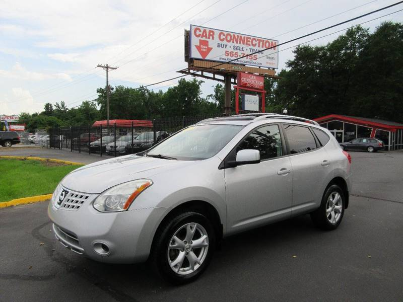 2009 Nissan Rogue SL Crossover 4dr - Little Rock AR