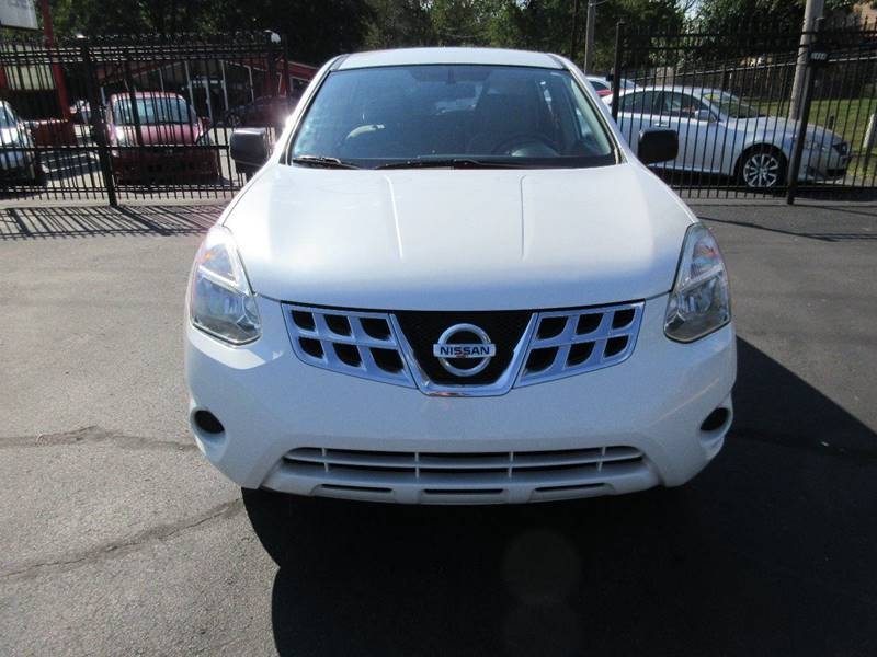 2011 Nissan Rogue AWD S Krom 4dr Crossover - Little Rock AR