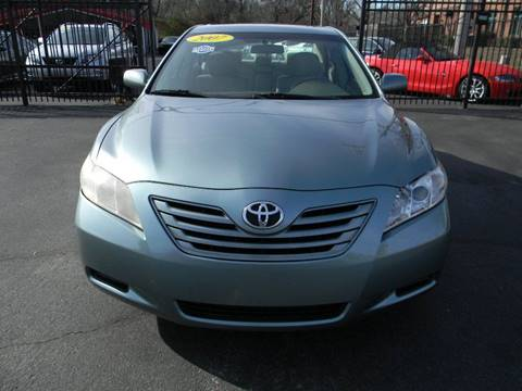 2007 Toyota Camry for sale in Little Rock, AR