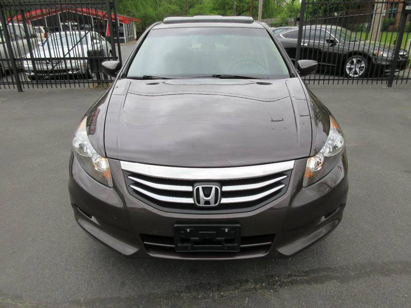 2012 Honda Accord EX-L V6 4dr Sedan - Little Rock AR