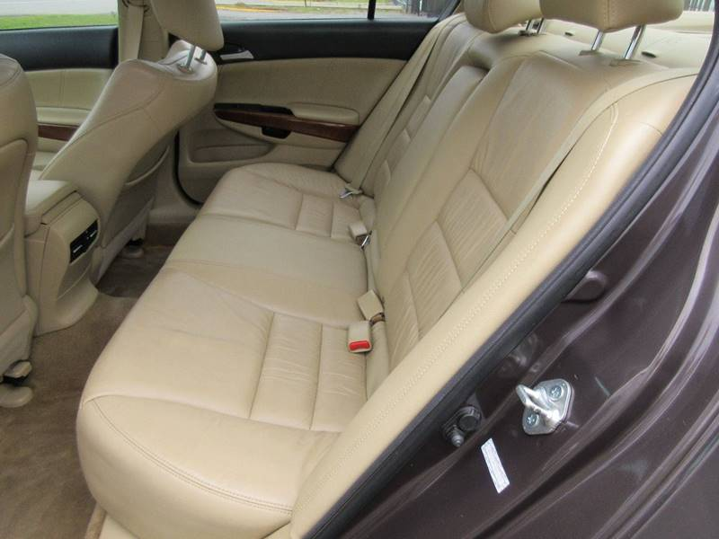 2012 Honda Accord EX-L V6 4dr Sedan - Little Rock AR
