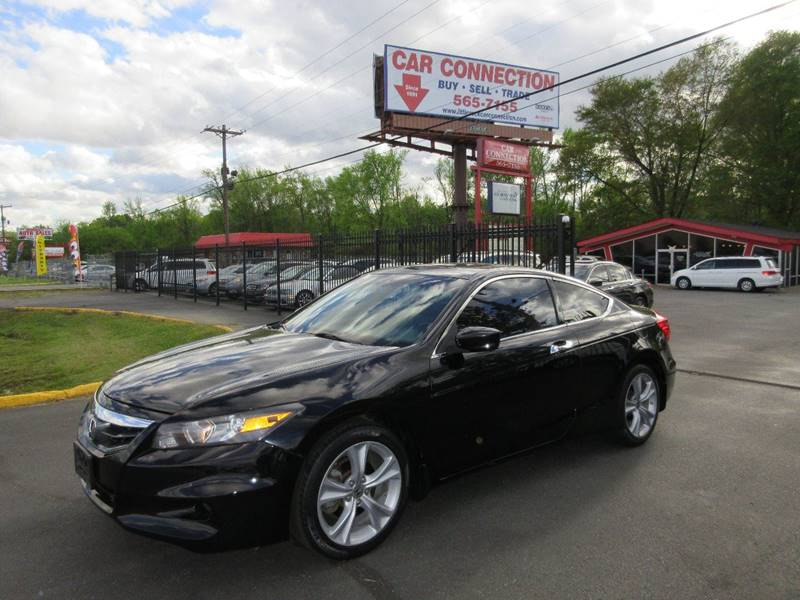 2011 Honda Accord EX-L V6 2dr Coupe 5A - Little Rock AR