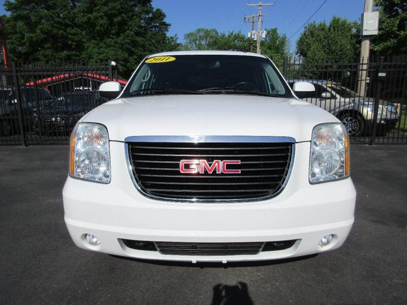 2011 GMC Yukon 4x4 SLT 4dr SUV - Little Rock AR