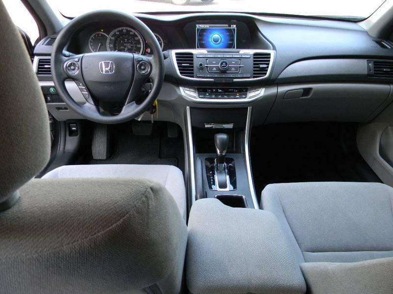 2013 Honda Accord LX 4dr Sedan CVT - Little Rock AR