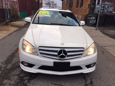 2009 Mercedes-Benz C-Class for sale in Chelsea, MA