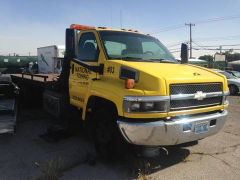 Used Chevrolet C5500 For Sale Carsforsale Com