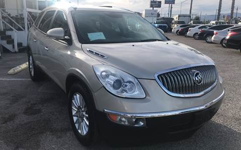 Used Buick Enclave For Sale >> 2012 Buick Enclave For Sale In Las Vegas Nv