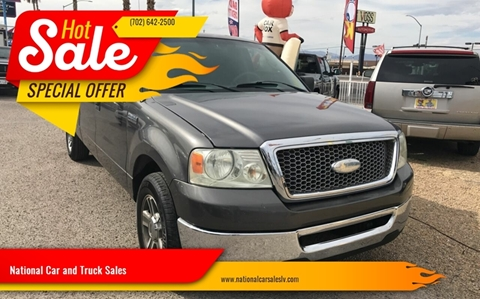 National Car Sales >> National Car And Truck Sales Car Dealer In Las Vegas Nv