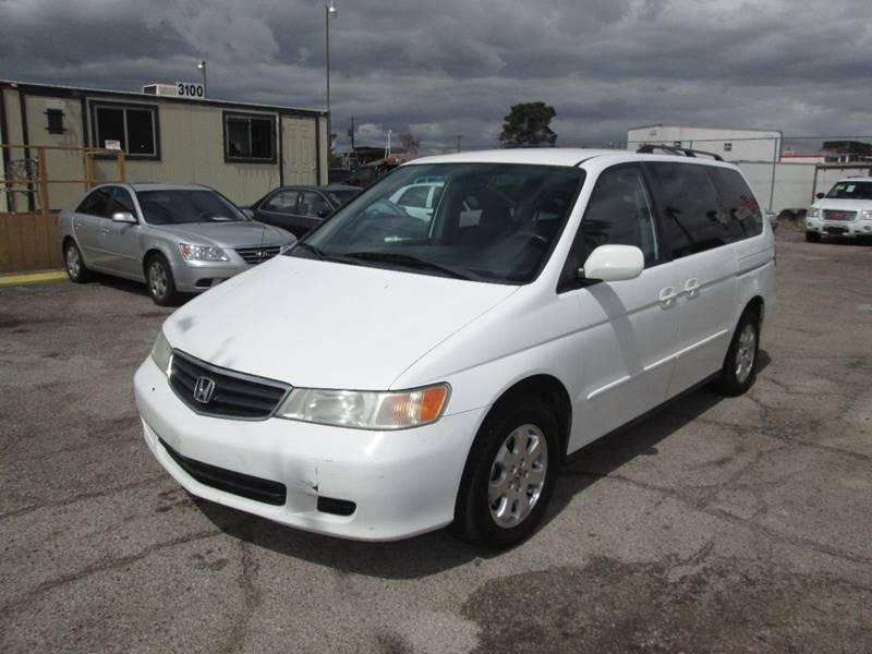 Used Cars in Las Vegas 2004 Honda Odyssey