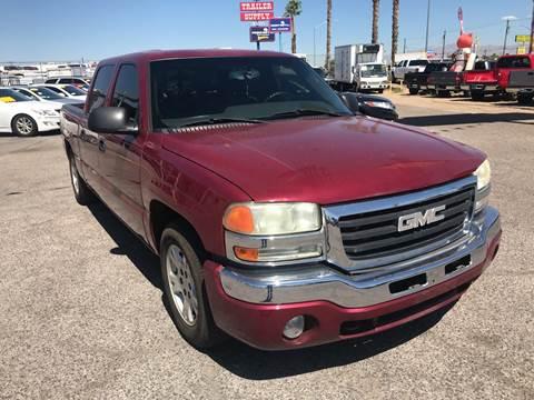2006 GMC Sierra 1500 for sale in Las Vegas, NV