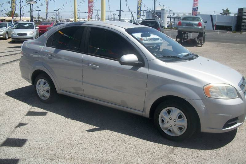 Used Cars in Las Vegas 2009 Chevrolet Aveo