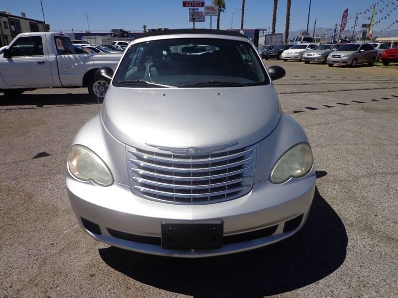 Used Cars in Las Vegas 2007 Chrysler PT Cruiser