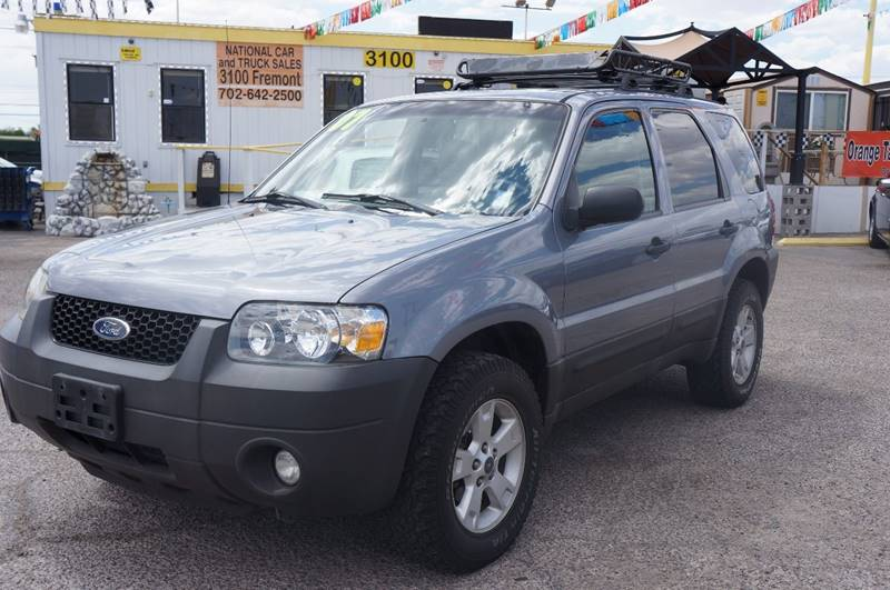 Used Cars in Las Vegas 2007 Ford Escape