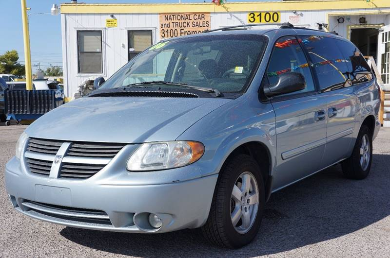 Used Cars in Las Vegas 2006 Dodge Grand Caravan