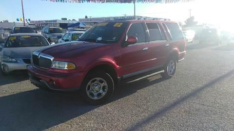 2002 Lincoln Navigator for sale in Las Vegas, NV