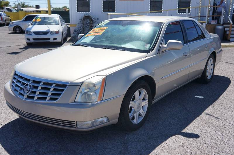 Used Cars in Las Vegas 2007 Cadillac DTS