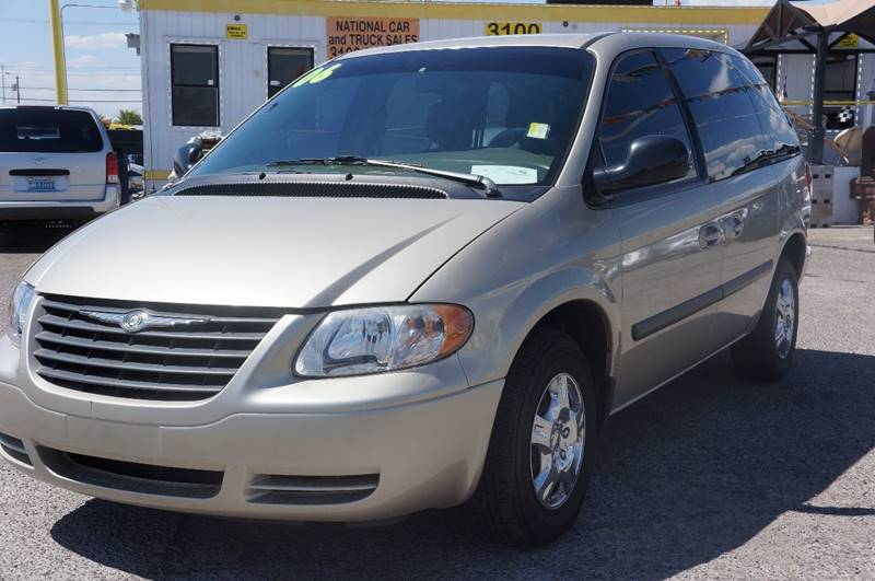 Used Cars in Las Vegas 2006 Chrysler Town and Country