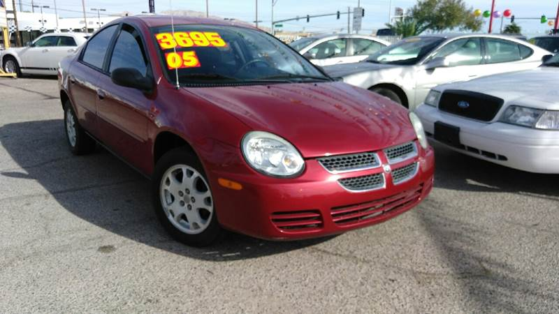 Used Cars in Las Vegas 2005 Dodge Neon
