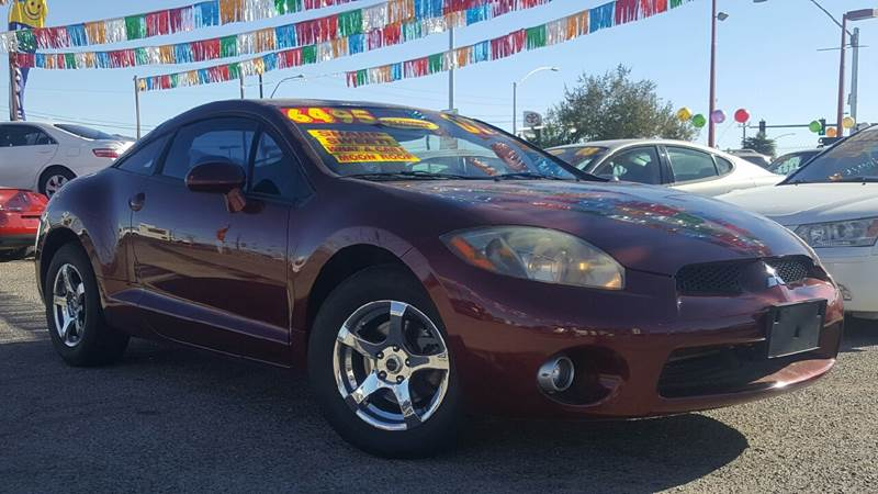Used Cars in Las Vegas 2007 Mitsubishi Eclipse