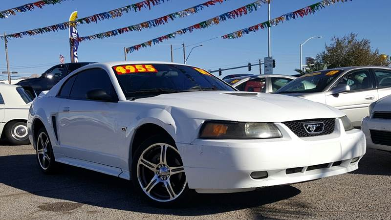Used Cars in Las Vegas 2000 Ford Mustang
