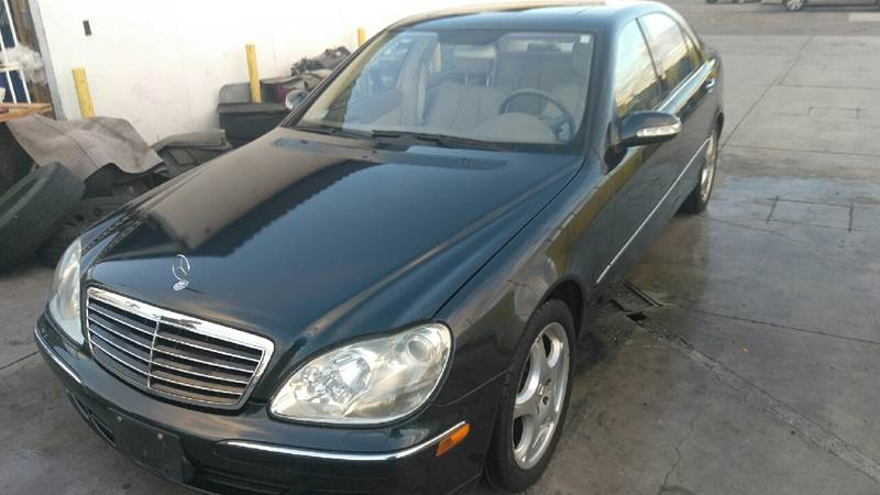 Used Cars in Las Vegas 2004 Mercedes Benz S-Class
