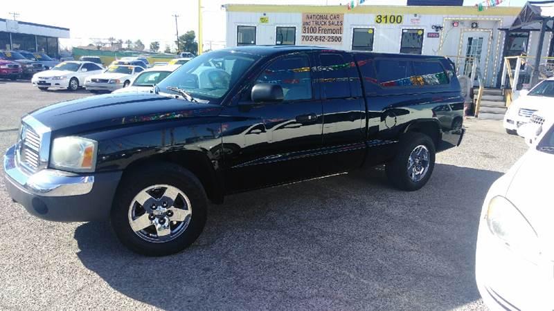 Used Cars in Las Vegas 2005 Dodge Dakota