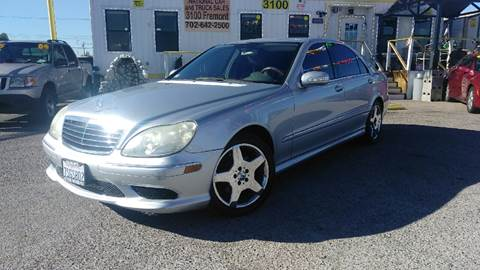 2005 Mercedes-Benz S-Class for sale in Las Vegas, NV