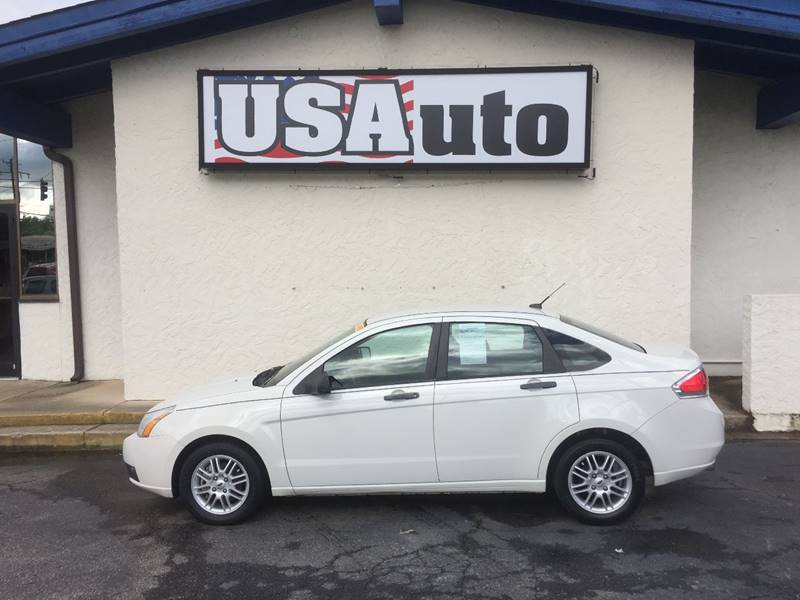 2009 Ford Focus SE 4dr Sedan - Winston Salem NC