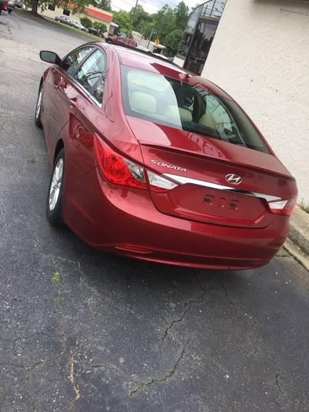 2013 Hyundai Sonata GLS 4dr Sedan - Winston Salem NC