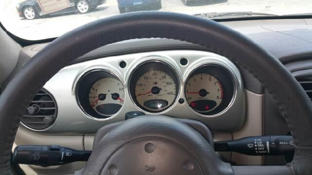 2002 Chrysler PT Cruiser Limited Edition 4dr Wagon - Winston Salem NC