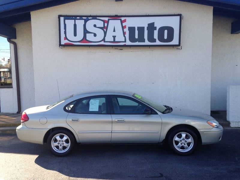 2005 Ford Taurus SE 4dr Sedan - Winston Salem NC