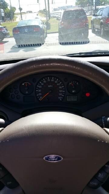 2001 Ford Focus SE 4dr Sedan - Winston Salem NC