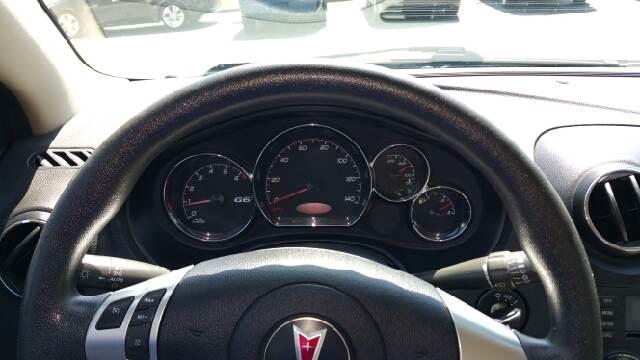 2006 Pontiac G6 Base 4dr Sedan w/V6 - Winston Salem NC