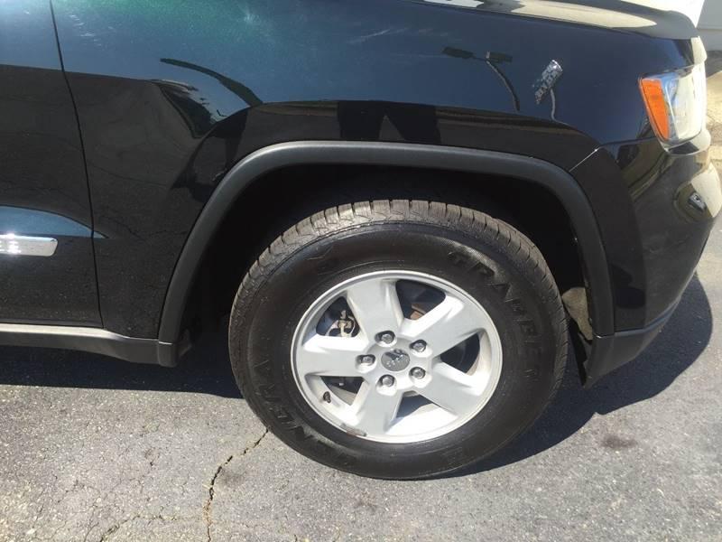 2013 Jeep Grand Cherokee 4x4 Laredo 4dr SUV - Winston Salem NC