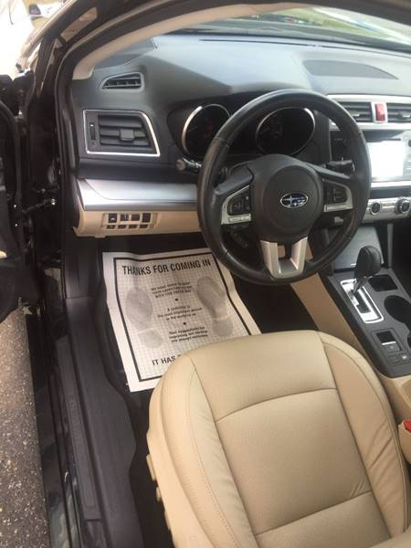 2015 Subaru Legacy AWD 2.5i Premium 4dr Sedan - Winston Salem NC