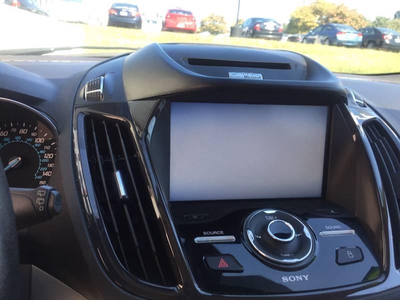 2013 Ford Escape AWD SEL 4dr SUV - Winston Salem NC