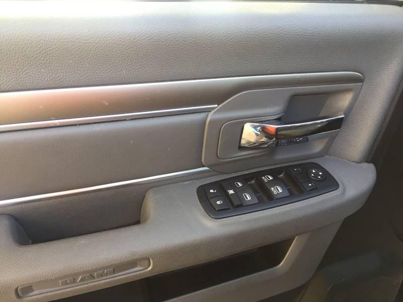 2014 RAM Ram Pickup 1500 4x2 SLT 4dr Quad Cab 6.3 ft. SB Pickup - Winston Salem NC